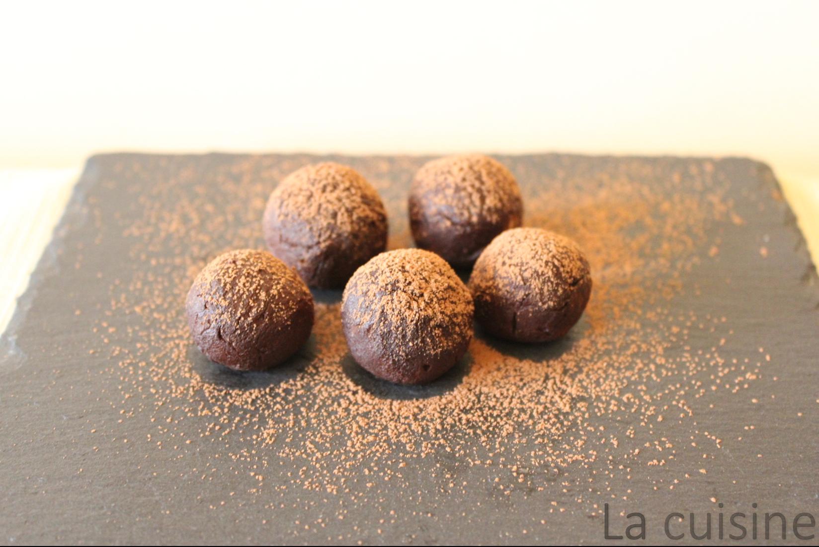 Авокадови трюфели