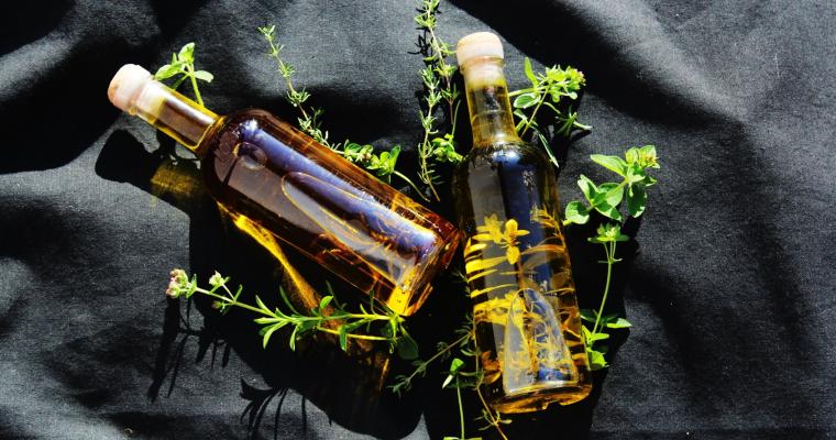2 вида ароматен зехтин