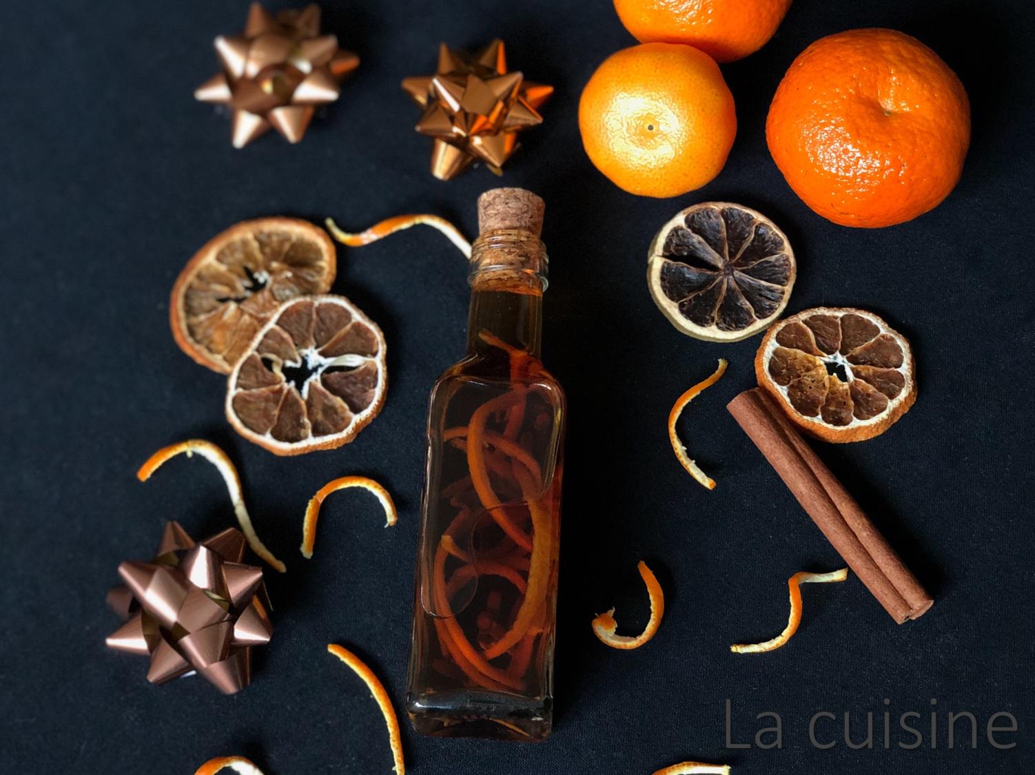 Екстракт от карамфил и мандарина